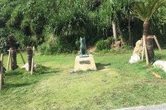 マリリンの像