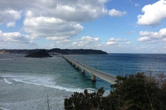 角島大橋ビューポイント