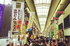 京都三条会商店街