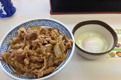 吉野家 釧路桂店