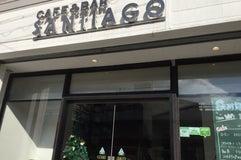 Santiago Guesthouse Kyoto / santiago cafe