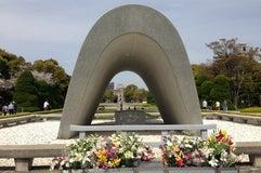 原爆死没者慰霊碑 / 広島平和都市記念碑