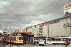広島電鉄 広島駅電停 (M1/H1)