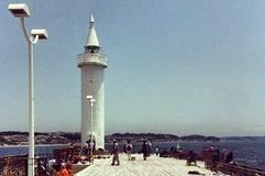 江ノ島白灯台 (湘南港灯台)