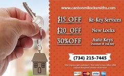 Canton MI Locksmiths