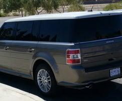 DC Auto Luxury Window Tinting