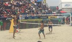 ASICS World Series of Beach Volleyball