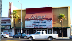 Historic Hemet Theatre