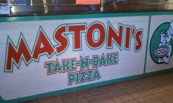 Mastoni's Take-N-Bake Pizza