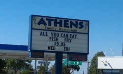Athen's Family Restaurant