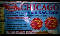 Chicago Pizza and Grill