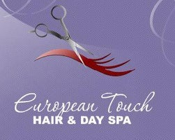 European Touch Hair and Day Spa