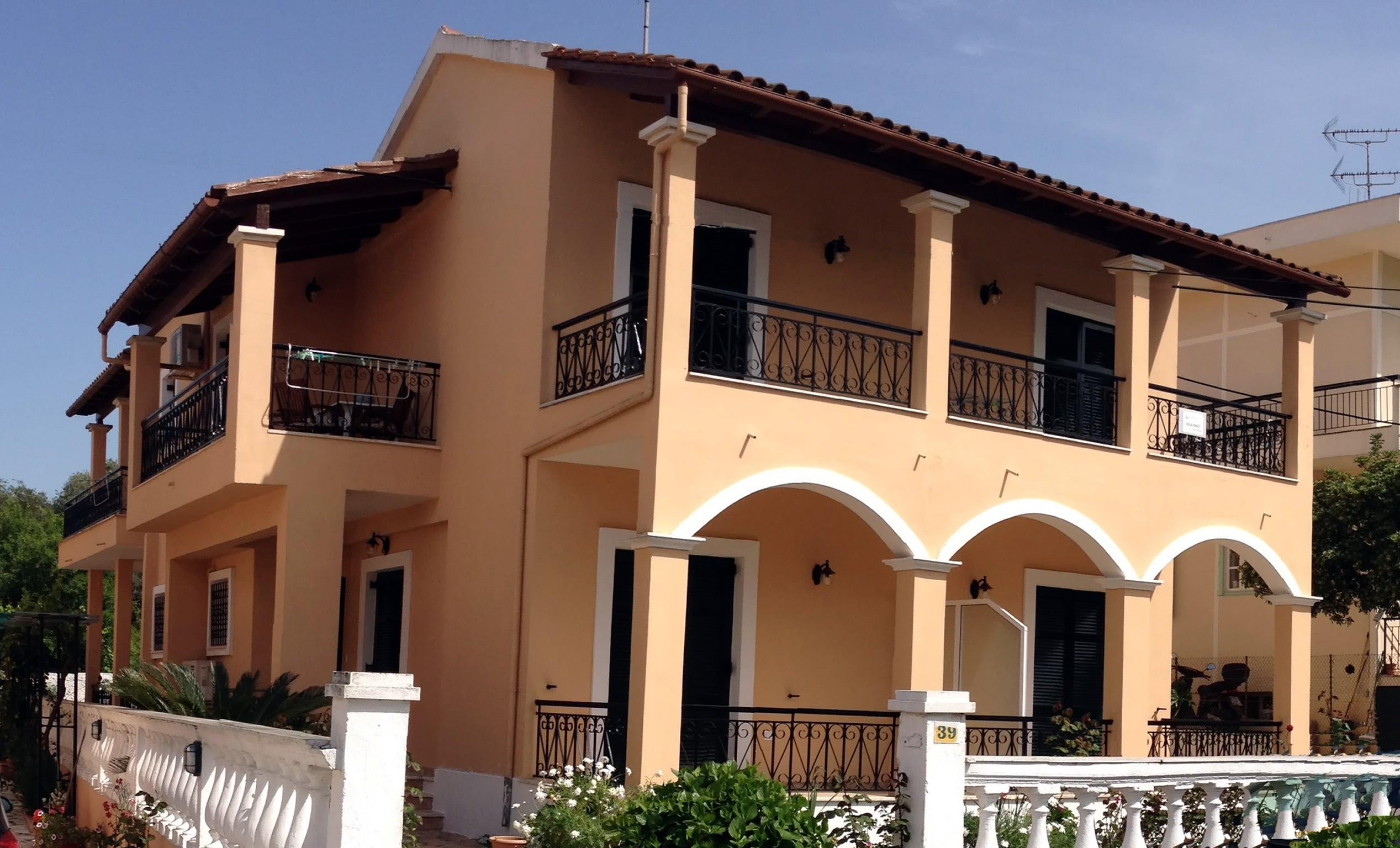 Balaris Apartments Prices photos reviews address Greece