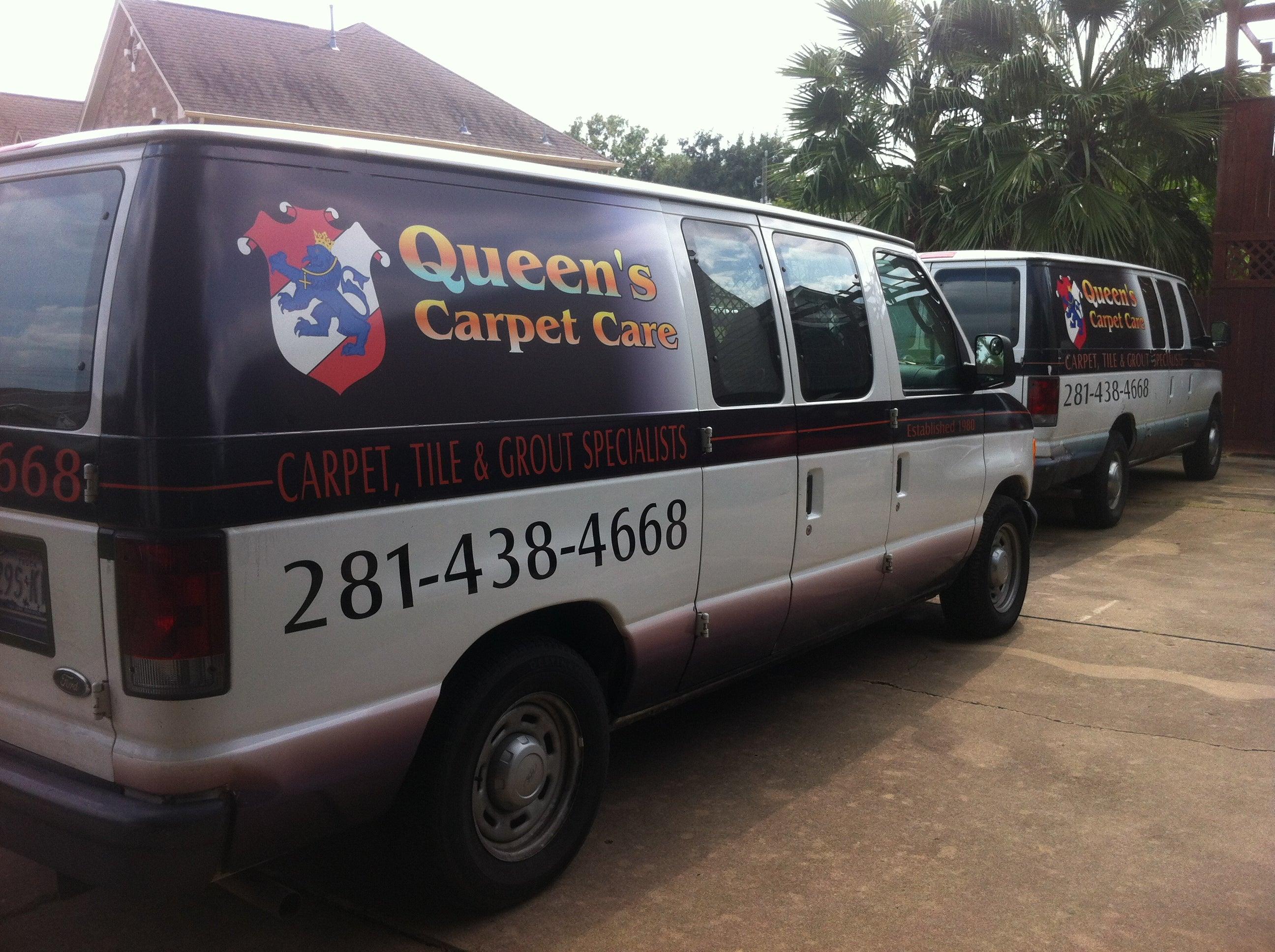 Queen's Carpet Care