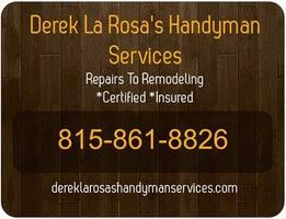 Derek La Rosa's Handyman Services