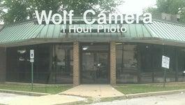 Wolf Camera & Image