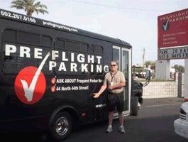 PreFlight Airport Parking