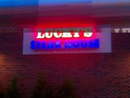 Lucky's Steakhouse