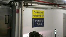 120 N LaSalle Parking Garage