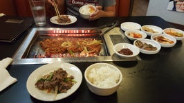 Oshio Korean restaurant