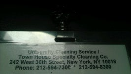 Townhouse Specialty Cleaning Co.