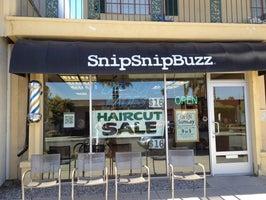 Snip Snip Buzz