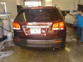 Final Touch Hand Car Wash & Detailing