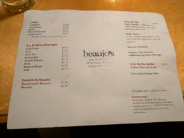 Beaujo's Wine Bar and Bistro