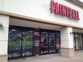 Pro Edge Paintball Store
