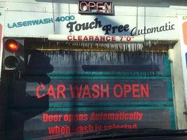 Tidal Wave Car Wash - Warminster