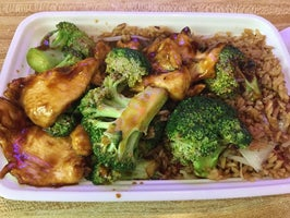 #1 Garden Chinese Food