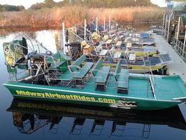 Airboat Rides at MIDWAY - Photos & Reviews - Christmas, FL
