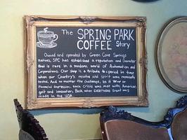 Spring Park Coffee