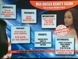 Max's Unisex Beauty Salon