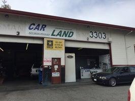 car land