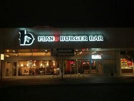 Plan B Burger Bar