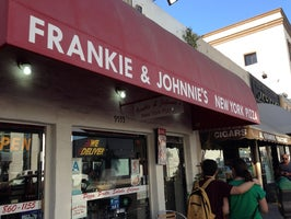 Frankie and Johnnie's New York Pizza