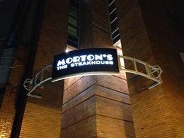 Mortons Steakhouse Seaport Boston