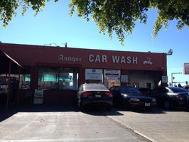 Antique Car Wash
