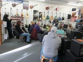Blue Mountain Guitar Center