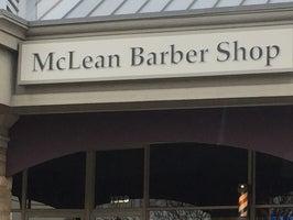 McLean Barber Shop