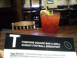 Tompkins Square Bar and Grill