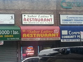 Sabor Latino Restaurant