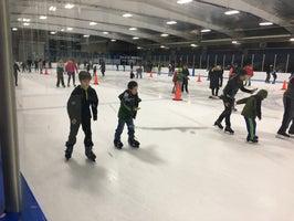 Hommocks Park Ice Rink
