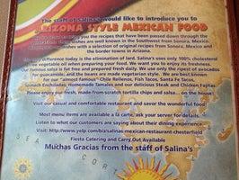 Salina's Mexican Cafe