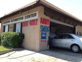 Andy Smog Test Only Center