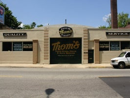 Thom's Four Wheel Drive and Auto Service