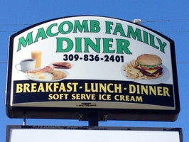 Macomb Family Diner