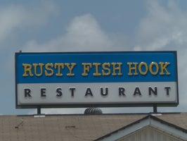 Rusty Fish Hook Resturaunt