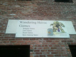 Wandering Havoc Games